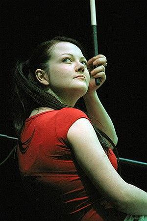 Meg White - Meg White performing c. 2002