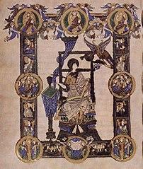 Grimbald Gospels
