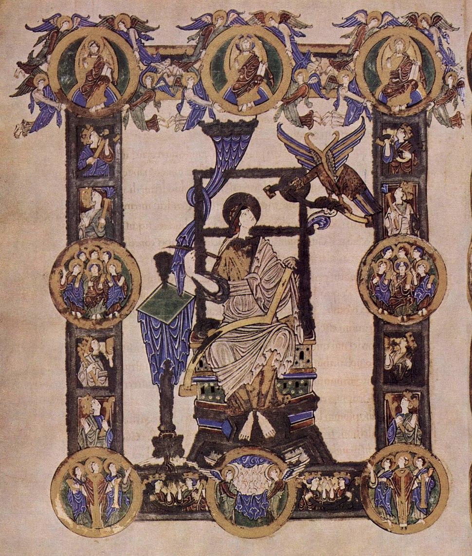 Meister des Evangeliums des Grimbald 001