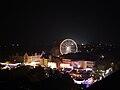 Memmingen - Innenstadtjahrmarkt bei Nacht 1.jpg