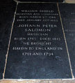 Memorial stone William Shield and Johann Peter Salomon.jpg