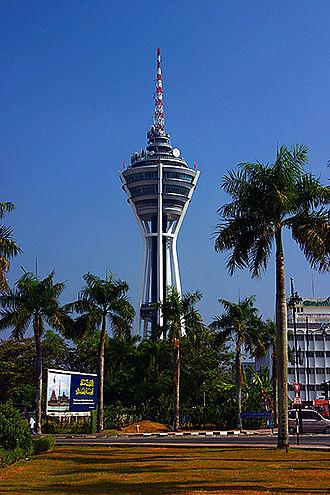 Kedah - Menara Alor Setar is the tallest tower in Kedah.