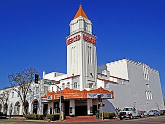Merced, California - Downtown Merced