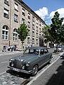 Mercedes-Benz W105 - Äußere Laufer Gasse.jpg