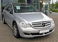 Mercedes R 350 4-Matic 20090603 front.JPG
