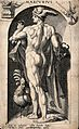 Mercury (Hermes). Engraving. Wellcome V0035815.jpg