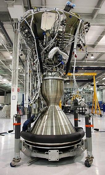 Merlin (rocket engine family) - Wikiwand