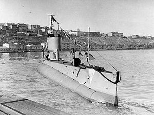 Підводний човен аг 21