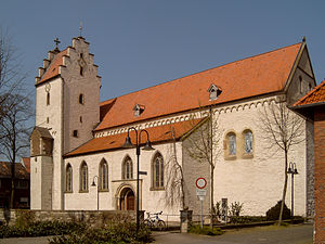 Metelen - Metelen, church