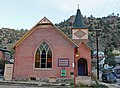 Methodist Episcopal Church (Idaho Springs, Colorado).JPG