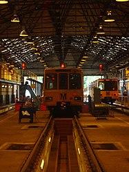 Metrocar 4070, Tyne and Wear Metro depot open day, 8 August 2010.jpg