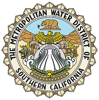 Regional wholesaler of water in Southern California
