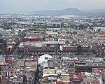 Mexico - Torre latinoamericana - Zócalo.JPG