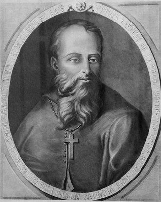 Pierre Lambert de la Motte - Image: Mgr Lambert de la Motte