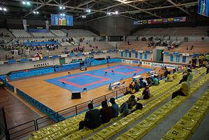 Miécimo da Silva Sports Complex - Pan American Games 2007 in Miécimo da Silva.