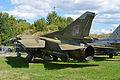 Mikoyan MiG-23MF Flogger-B '148' (11091816356).jpg