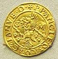 Milano, galeazzo sforza maria, ducato, 1466-76.jpg