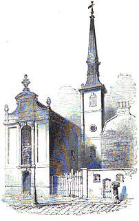 St Mildred, Bread Street Church in London
