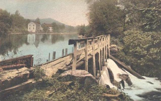 Mill Dam, Ashland, NH