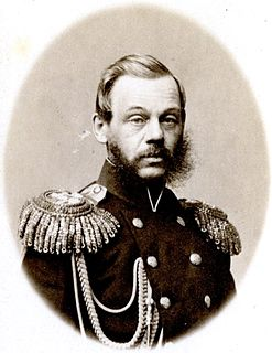 Russian general and noble