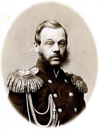 Dmitry Milyutin - General Dmitry Mikyutin in 1865