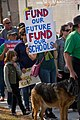 Milwaukee Public School Teachers and Supporters Picket Outside Milwaukee Public Schools Adminstration Building Milwaukee Wisconsin 4-24-18 1017 (40833962925).jpg