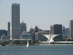 Milwaukee metropolitan area - Milwaukee, Wisconsin's largest city