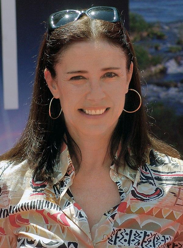 Photo Mimi Rogers via Wikidata