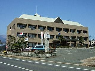 Minamishimabara City in Kyushu, Japan