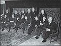 Ministers, conferenties, Chaban Delmas, Eyskens, Harmel, Luns, J.A.M.H., Rumor, Bestanddeelnr 136-0546.jpg