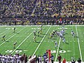 Minnesota vs. Michigan 2011 10 (Minnesota on offense).jpg