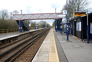 Minster railway station