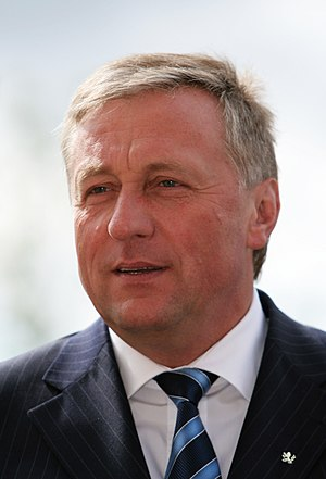 Civic Democratic Party (Czech Republic) - Leader of the Civic Democrats from 2002 until 2010, Mirek Topolánek led the party to an election victory in 2006 and became the party's first Prime Minister since 1997.