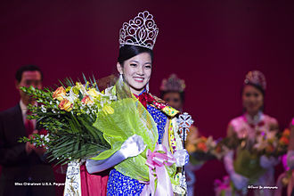 Miss Chinatown USA - Karen Li, Miss Chinatown U.S.A. 2014