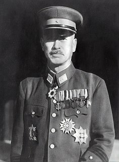 Mitsuru Ushijima general in the Imperial Japanese Army