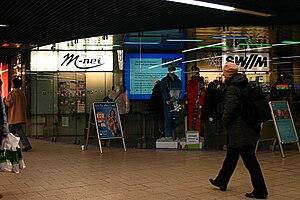 Mnet München am Marienplatz
