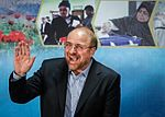 Mohammad Bagher Ghalibaf registering at the 2017 Iranian presidential election 15.jpg