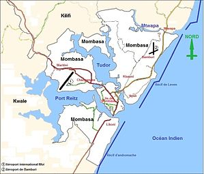 Mombasan Piirikunta Wikipedia