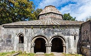 Sanahin - Image: Monasterio de Sanahin, Armenia, 2016 09 30, DD 37