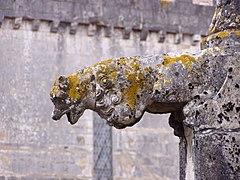 Monastery of Alcobaça gargoyle.jpg