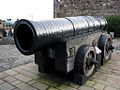 Mons Meg, Medieval Bombard, Edinburgh, Scotland. Pic 02.jpg