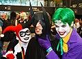 Montreal Comiccon 2016 - Batman and villains (28202693481).jpg