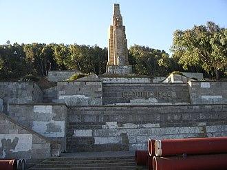 Monumento del Llano Amarillo - Monumento del Llano Amarillo.
