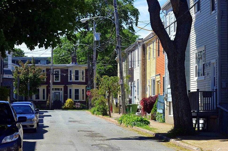 Moran Street Halifax