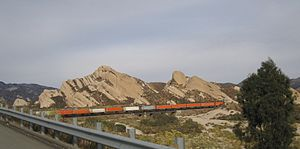 Cajon Pass - Mormon Rocks