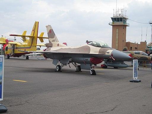Moroccan F-16