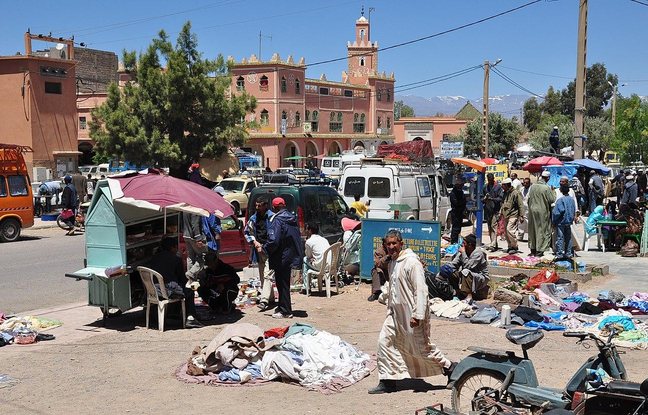 Skoura Morocco  City pictures : Morocco, Souss Massa Draa Region, Ouarzazate Province, Skoura 8 ...