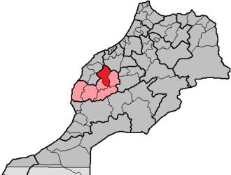 Rehamna Province - Image: Morocco, region Marrakech Tensift Al Haouz, province Rehamna