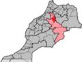 Morocco, region Meknès-Tafilalet, province Ifrane.png