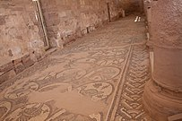 Mosaic of the Petra Church, Petra, Jordan5.jpg